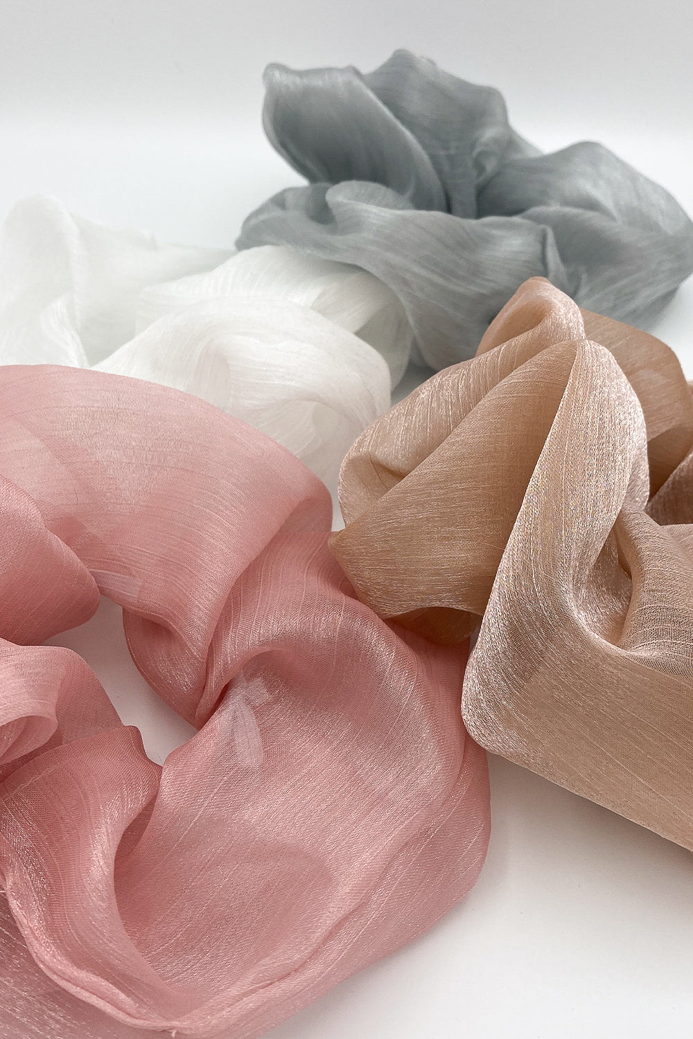 Don't Mesh With The Best Scrunchies