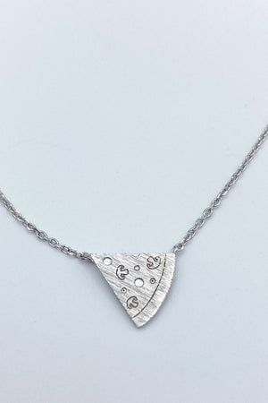 Pizza My Heart Necklace