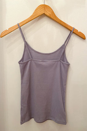 Back to Basics Simple Thin Strap Tank