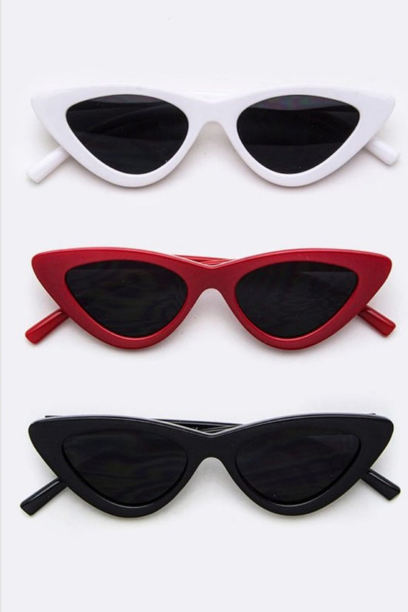 Retro Cateye Sunnies