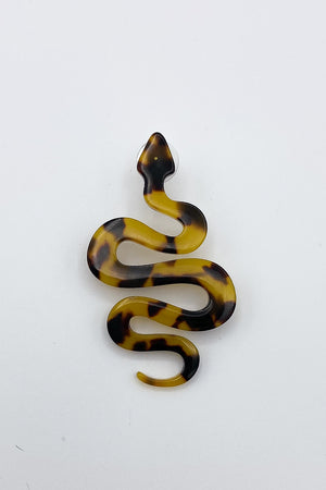 Snake A Statement Earrings