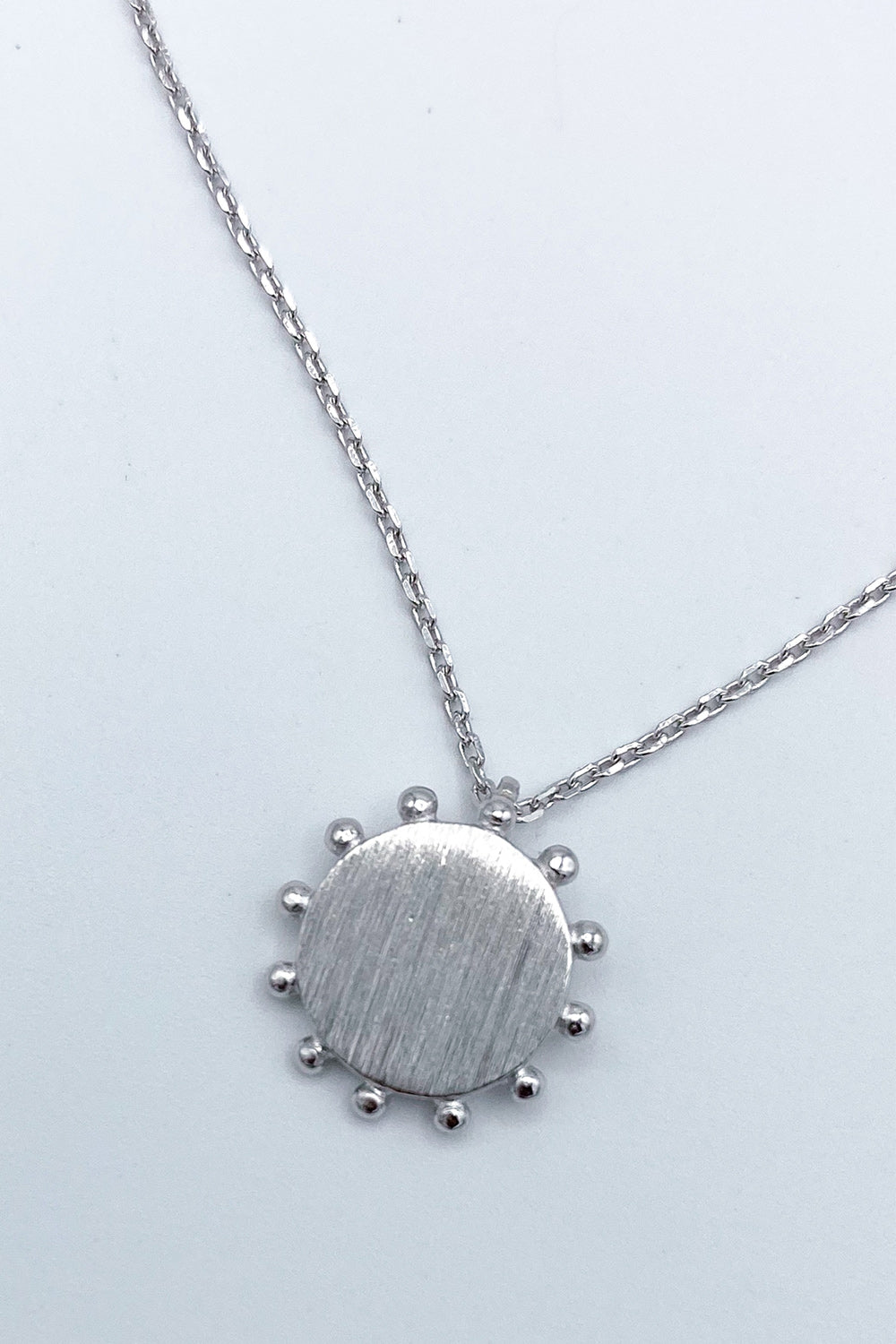 Be My Sunshine Sun Necklace