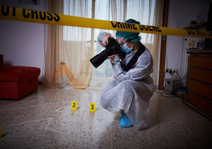 Certificate in Forensic Photography