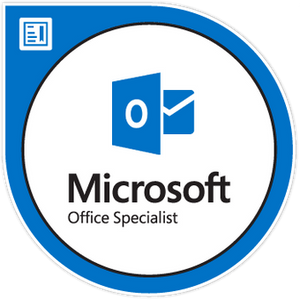 Microsoft Office Specialist (MOS) Outlook Exam Voucher