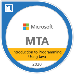 Introduction to Programming Using Java Exam 98-388 Exam Voucher