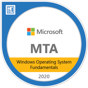Windows Operating System Fundamentals Exam 98-349 Exam Voucher