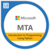 Python Programming- Microsoft Certification - Live Training Batch: 28th Sept 2020