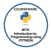 Courseware: Exam 98-381:  MTA Introduction to Programming Using Python