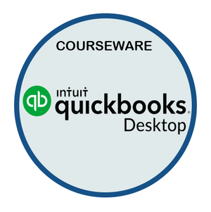 Courseware:  Quickbooks Desktop