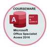 Courseware : Exam 77-730:  Access 2016