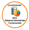 Courseware: Exam 98-364:  MTA Database Administrator Fundamentals