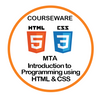 Courseware: Exam 98-383:  MTA Introduction to Programming Using HTML and CSS