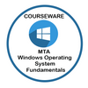 Courseware: Exam 98-349:  MTA Windows Operating System Fundamentals
