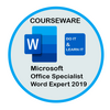 Courseware: Exam MO-101:  Word  Expert 2019