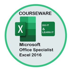Courseware: Exam 77-727:  Excel 2016