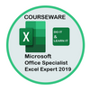 Courseware: Exam MO-201:  Excel Expert 2019