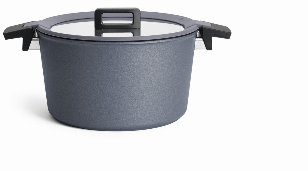 Woll Concept Plus Pots With Steamer Insert