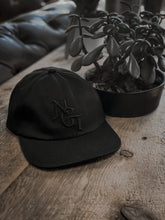 Load image into Gallery viewer, NGT 5 Panel Flat Brim Hat