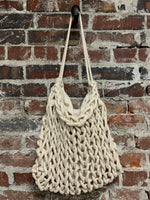 IVORY ROPE BAG, ALIENINA - Kapade Shop