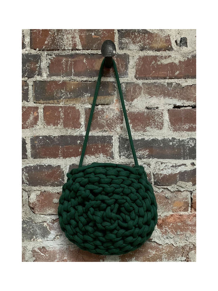 GREEN ROPE BAG, ALIENINA