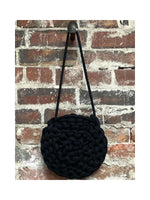 BLACK ROPE BAG, ALIENINA - Kapade Shop