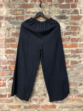 INK BLACK PANTS, WORLD OF CROW - Kapade Shop