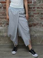 BLUE GREY BAMBOO AND REMIE SEIHOU PANTS, Nrk