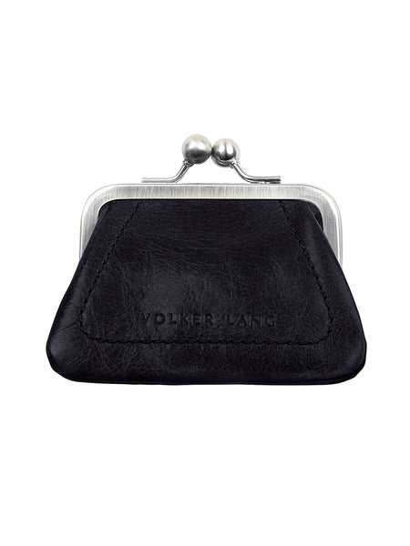 KIP coin purse, vintage Black, Volker lang