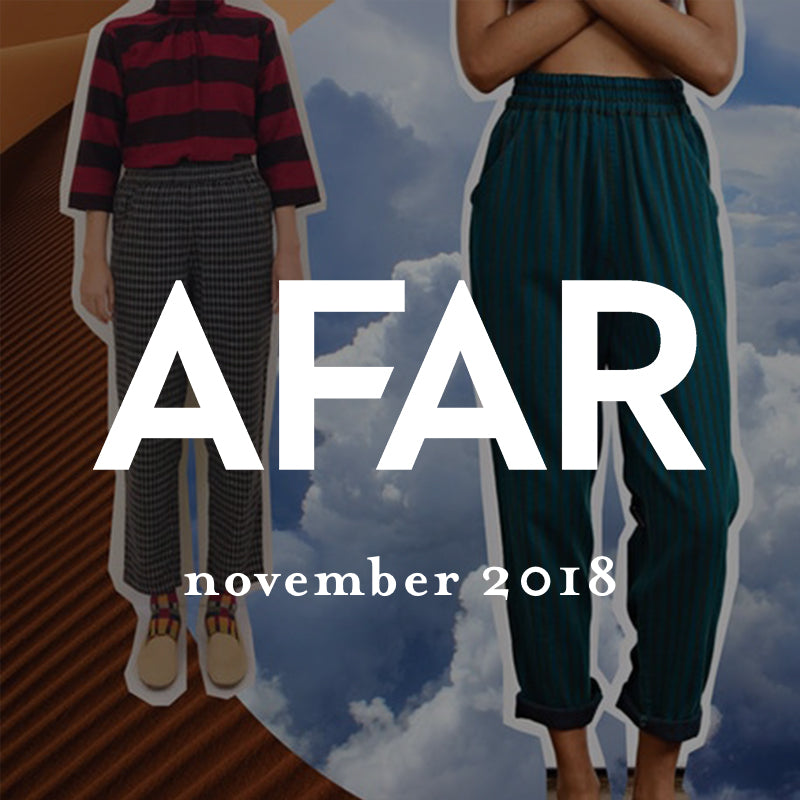 ace&jig afar, november 2018 press