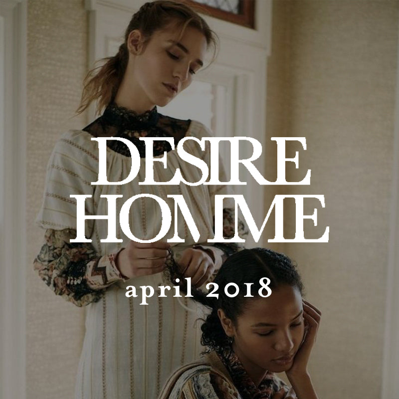 ace&jig in desire homme, april 2018 press