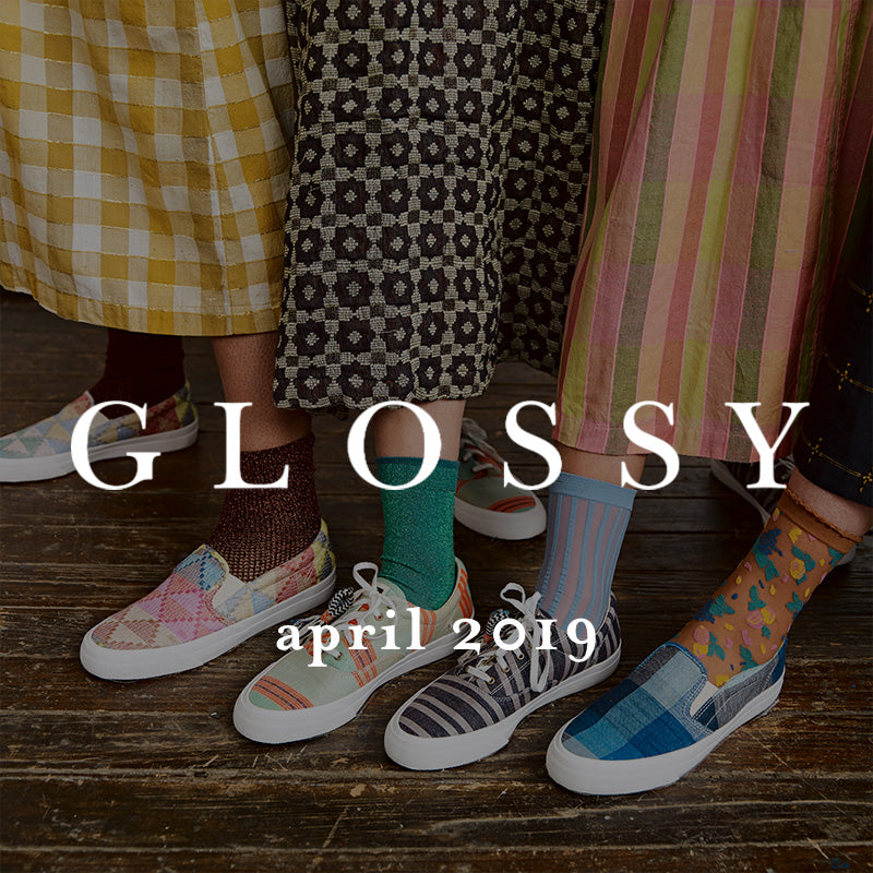 ace&jig ked shoes in glossy April 2019