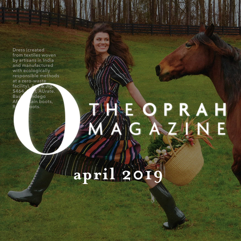 ace&jig featured in oprah, april 2019 press