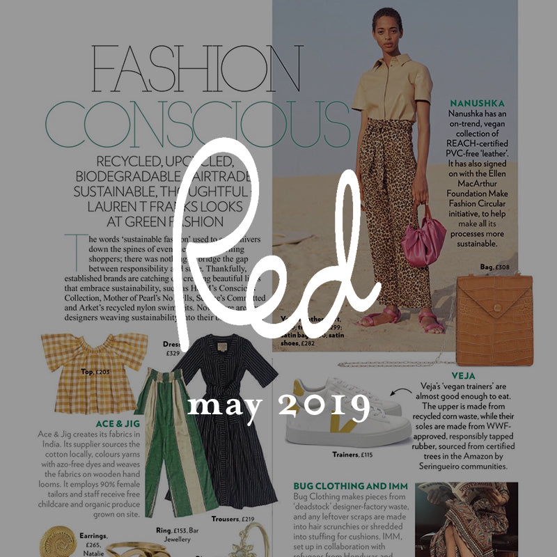 ace&jig in red magazine may 2019 issue