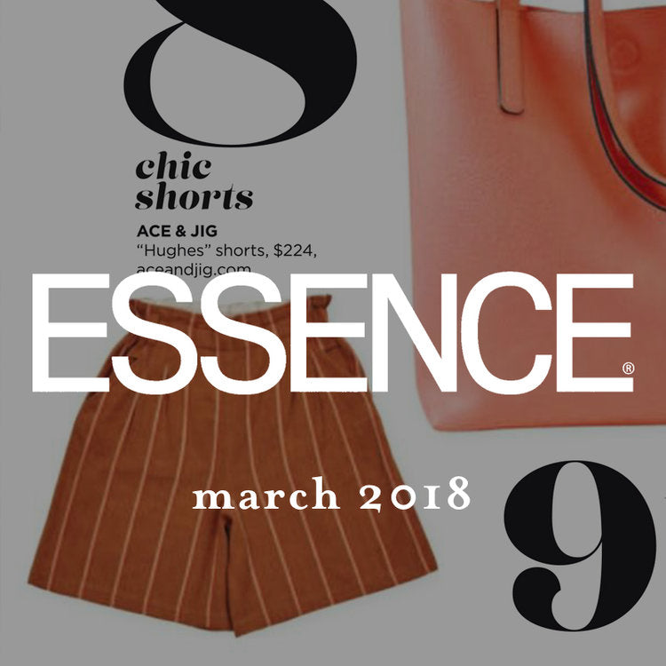 ace&jig essence, march 2018 press