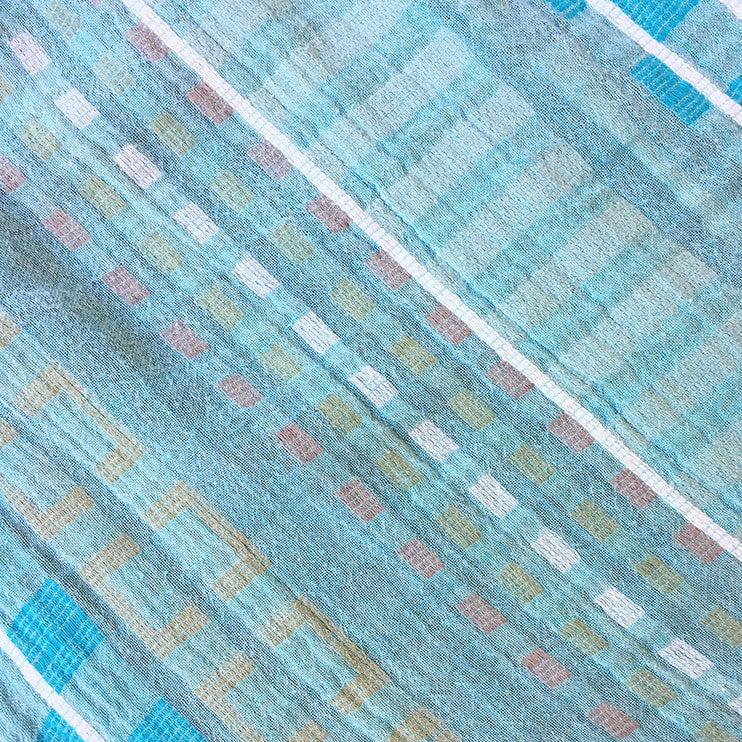 textile swatch of isle