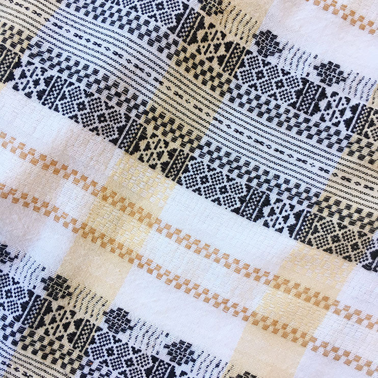 textile swatch of market
