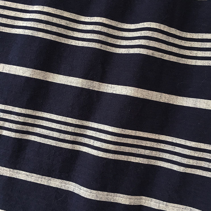 textile swatch of selvedge