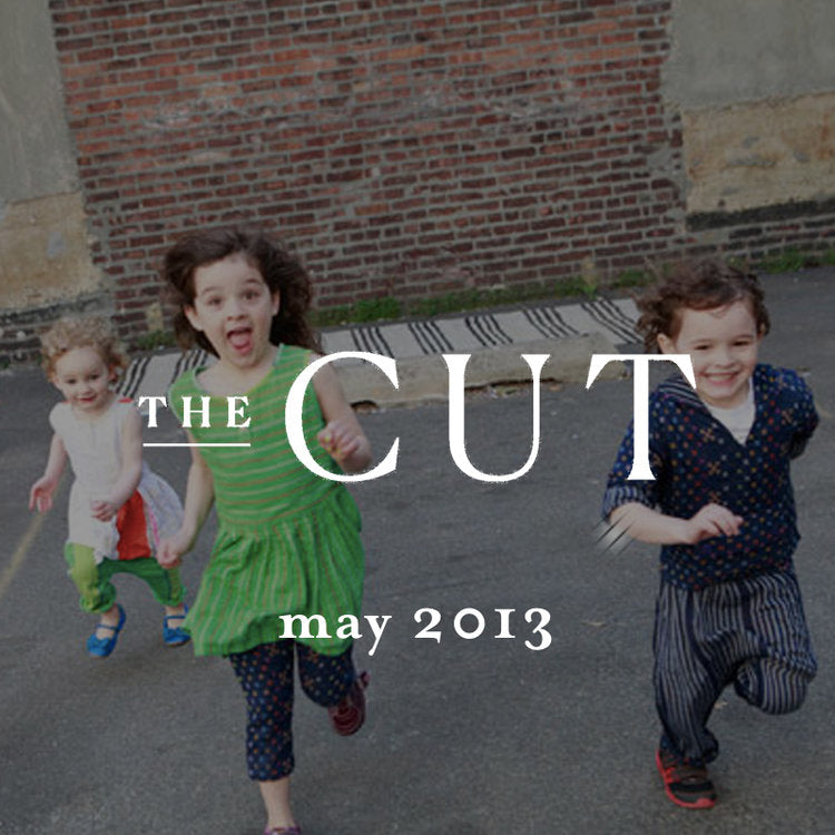 the cut, may 2013