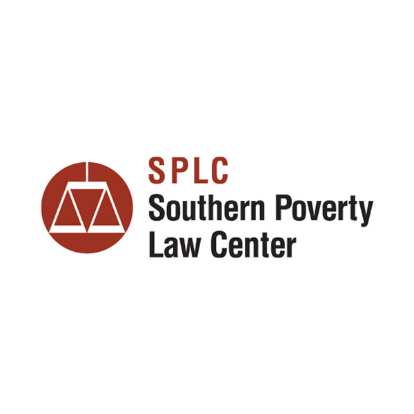 The Southern Poverty Law Center logo