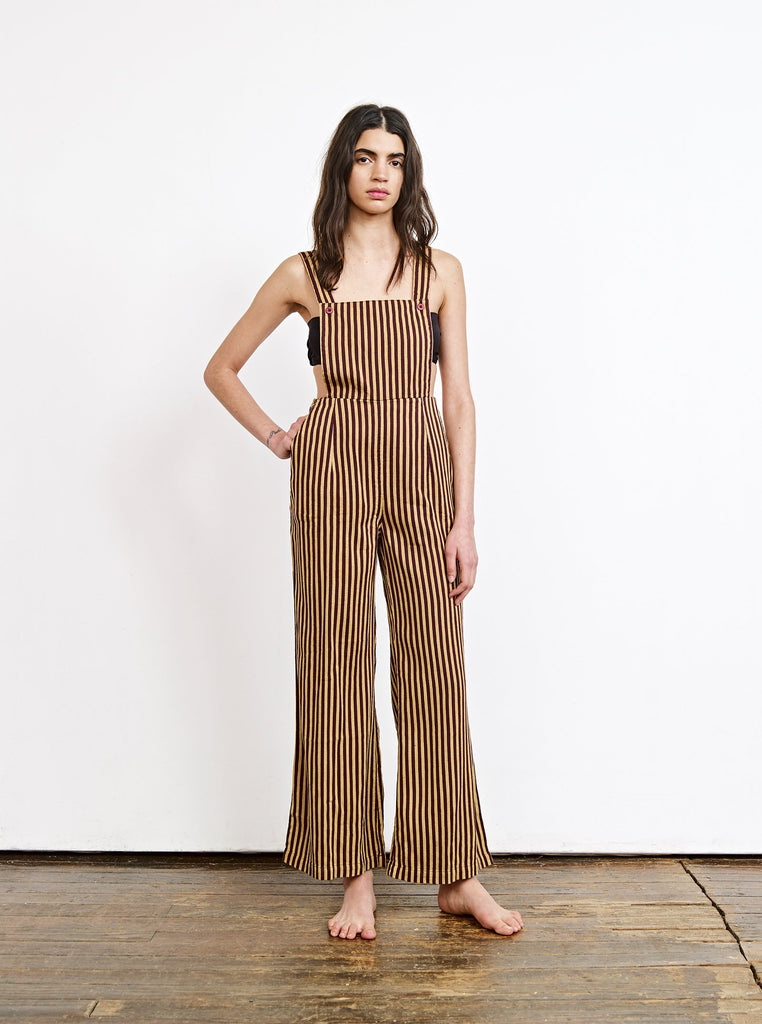sample sale | auggie overall | xs-xl - trapeze