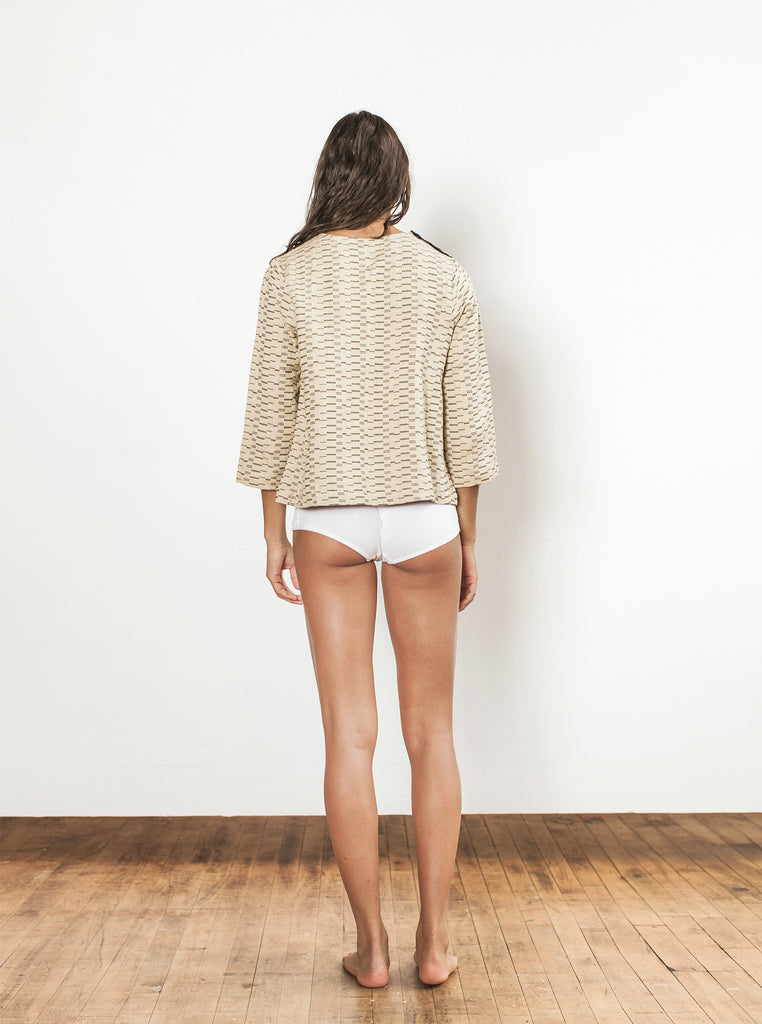 dockside top | spring 20 | XS-XL - sand