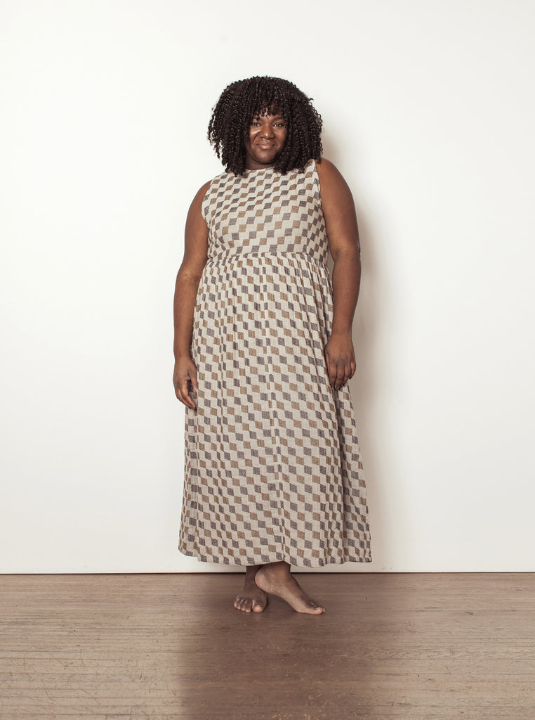 tate dress | summer 20 | XXS-2X - dulce