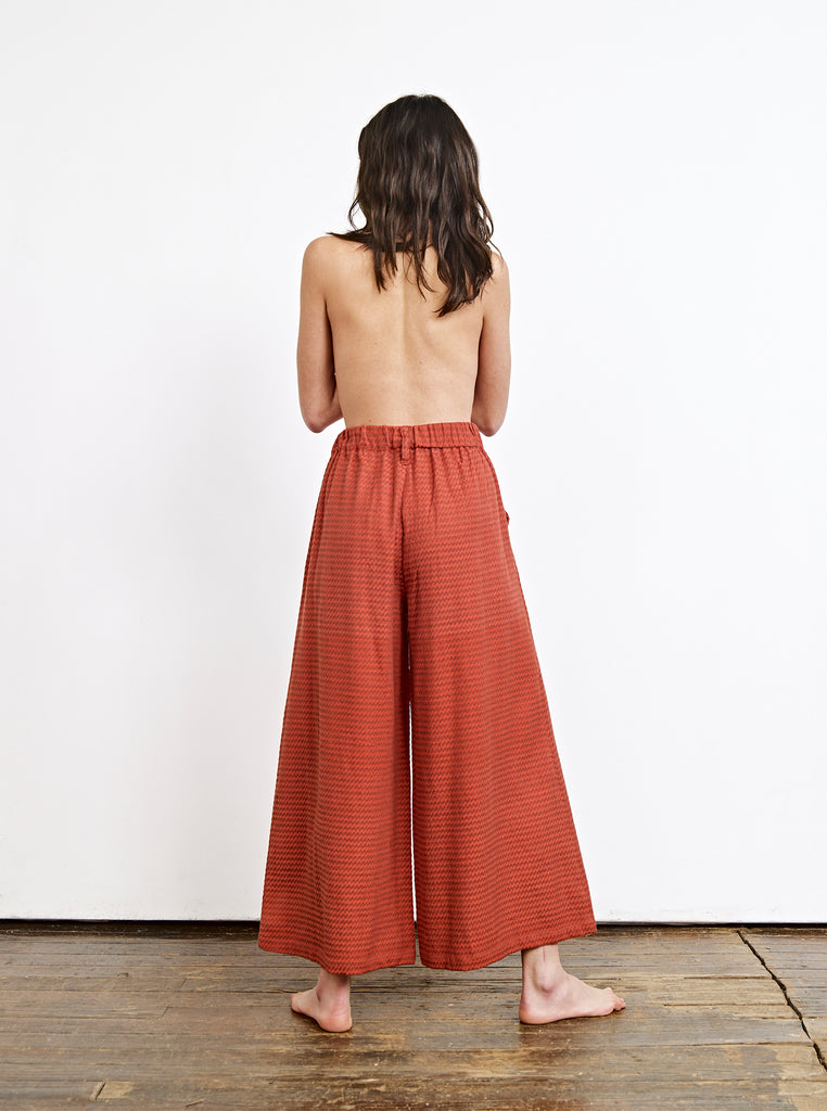 gabe culotte | additional sizes available - russet