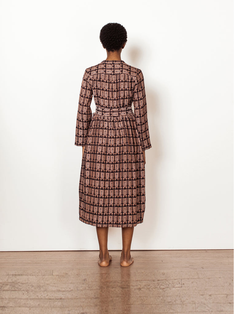 grace dress | fall 20 | XXS-2X - dogwood
