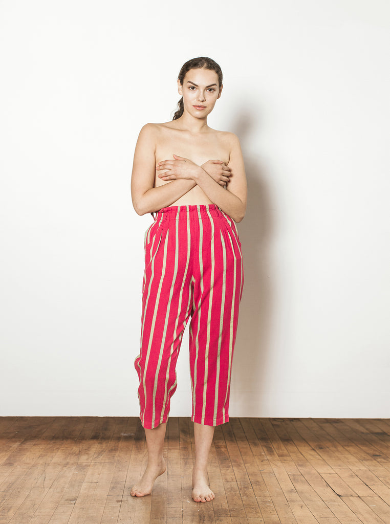 hughes pant | summer 20 | XS-XL - watermelon