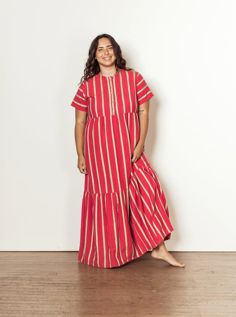 iris dress | summer 20 | XS-XL - watermelon