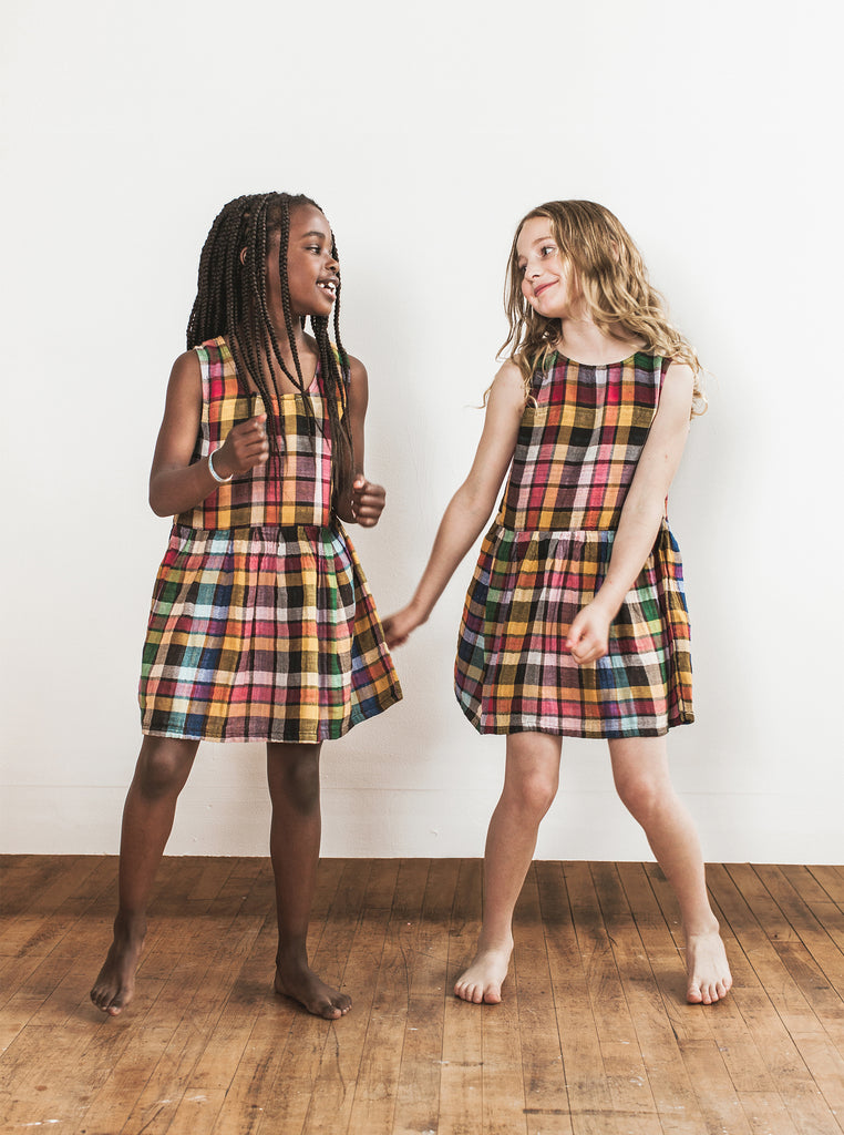 kid daisy dress | spring 19 | 1y-10y