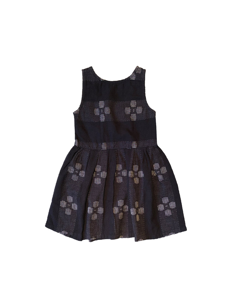 kids daisy dress | spring 19 | 1y-10y - licorice