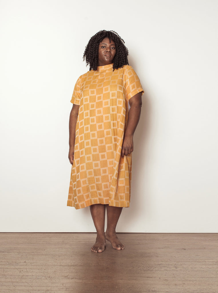margaret dress | spring 20 | XXS-2X - citrus