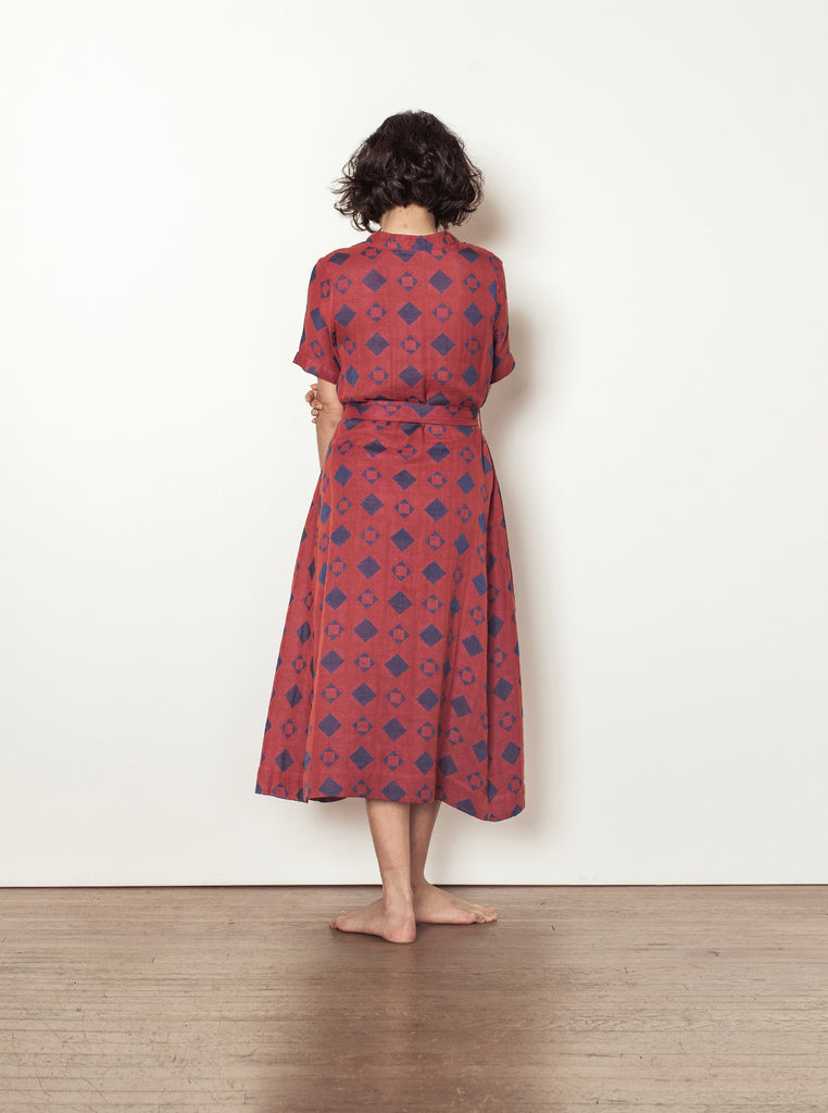 margaret dress | spring 20 | XXS-2X - copper